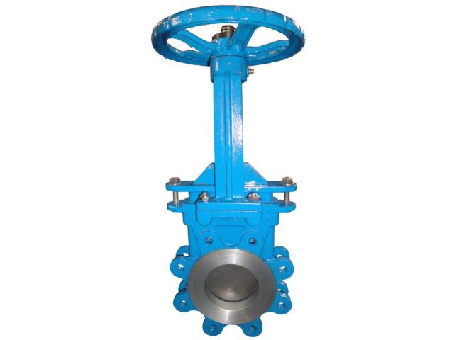 Rising Stem Knife Gate Valve